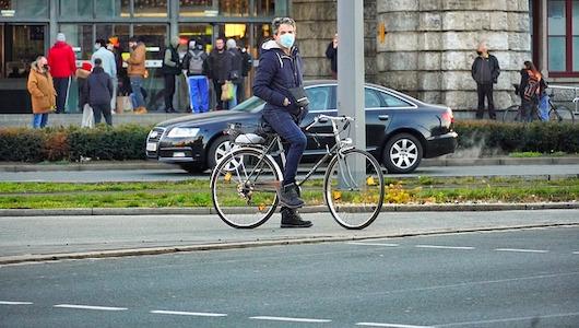 El uso de la bicicleta como medio de transporte ha crecido un 23%