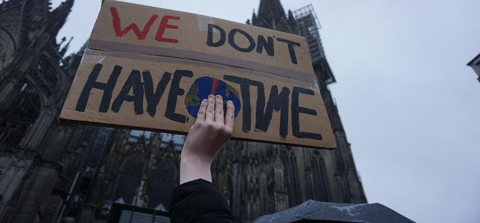 La mayor parte de la población mundial pide acciones contra el cambio climático