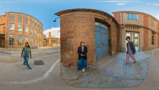 Una de las imágenes del lookbook