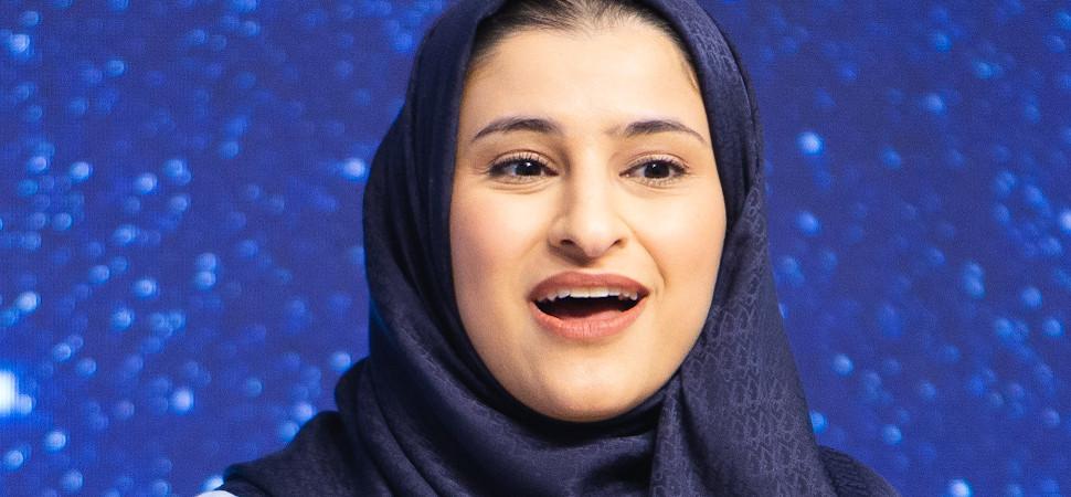 La mujer que ha logrado llevar a un país árabe a Marte