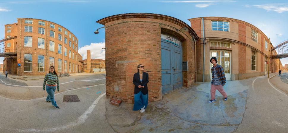 En las calles y a través de Google Street View: así presenta Zalando su nueva colección