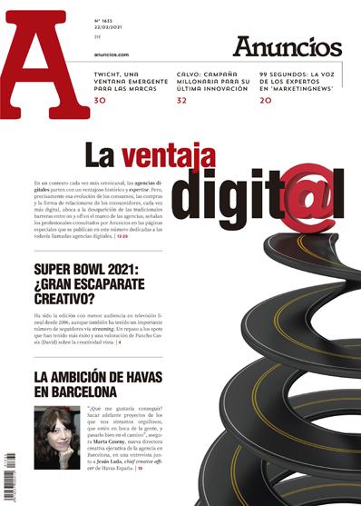 Revista Anuncios 1635 (edición impresa)