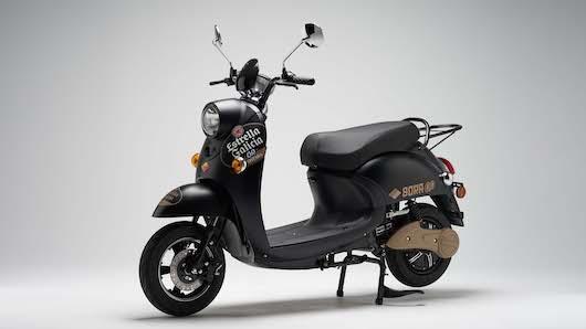 La moto Velca
