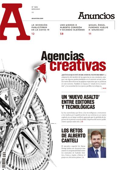 Revista Anuncios 1636