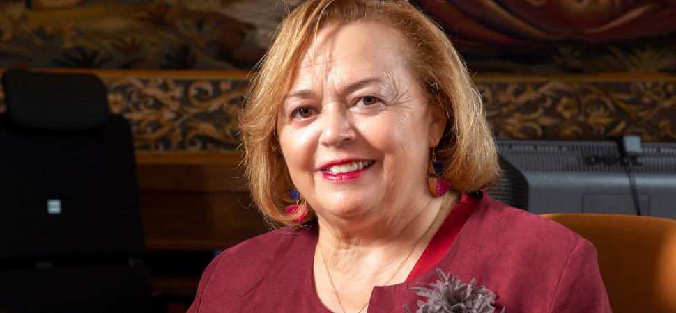 Rosa Menéndez, premio Clara Campoamor 2021