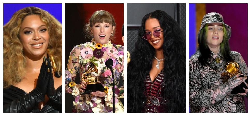 Beyoncé y todas las mujeres que han hecho historia en los Grammy