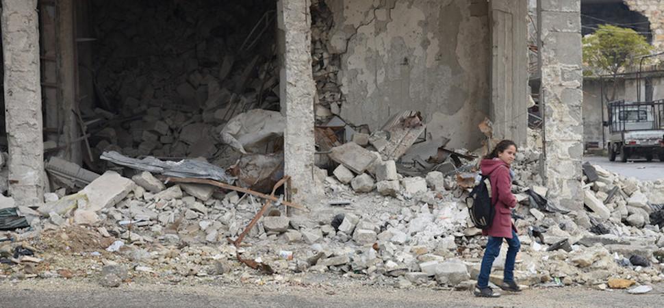 Diez años de pesadilla en Siria