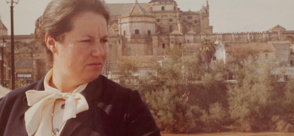 La última lección de Carmen Sánchez