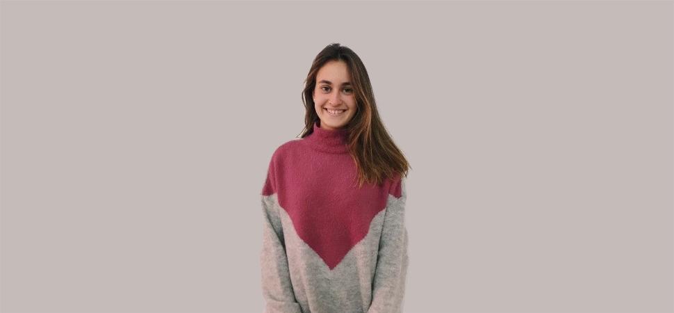 Esta alicantina de 22 años está entre los mejores emprendedores jóvenes del mundo