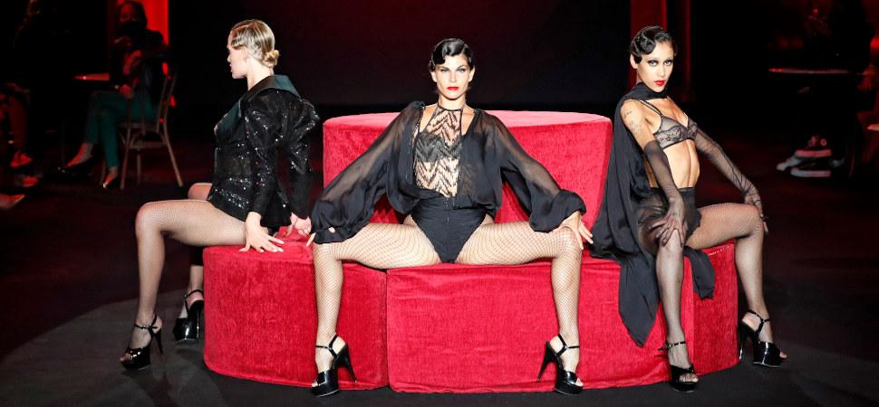 Diversidad, medio ambiente y espectáculo, en la nueva edición de la Mercedes-Benz Fashion Week (MBFW)
