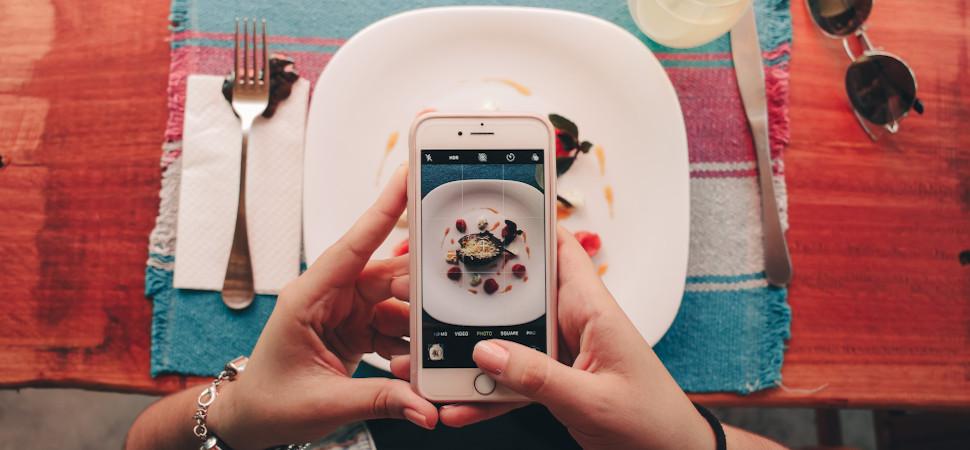 Las mejores cuentas de Instagram para 'foodies'