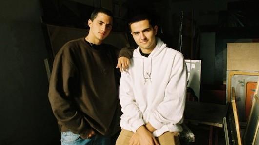 Bruno Casanovas y Alejandro Benlloch, los fundadores de Nude Project