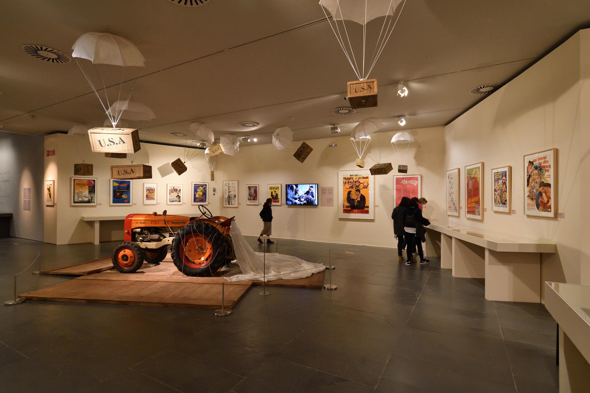 'Viva Berlanga'. Museo Valenciano de la Ilustración y la Modernidad