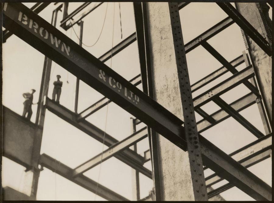 Margaret Watkins. Untitled (Pages from Watkins's photo book), Glasgow, 1928-1938 © Margaret Watkins. Joseph Mulholland Collection, Glasgow