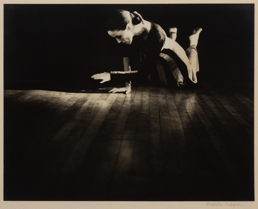 Barbara Morgan. Martha Graham - Cante jondo, 1937 ©