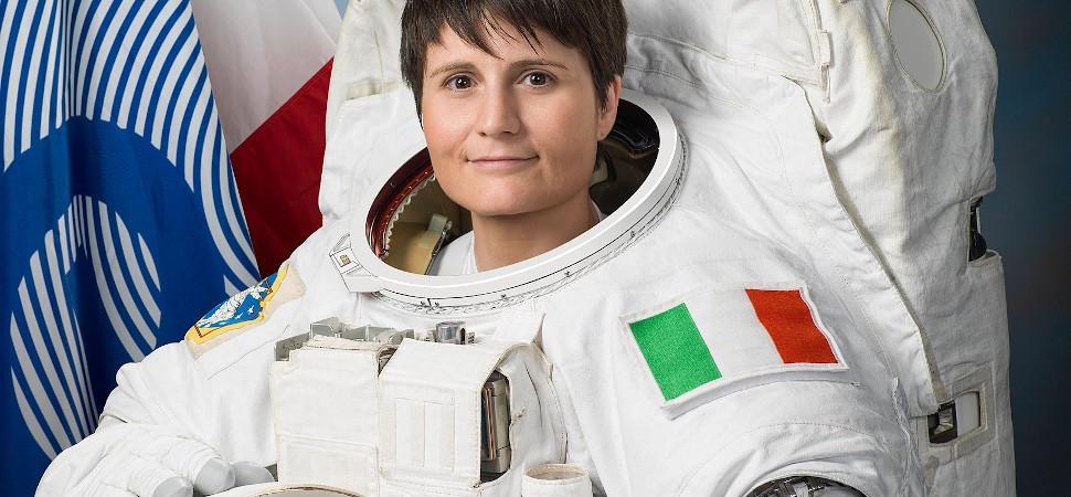 La primera mujer al mando de la Estación Espacial Internacional