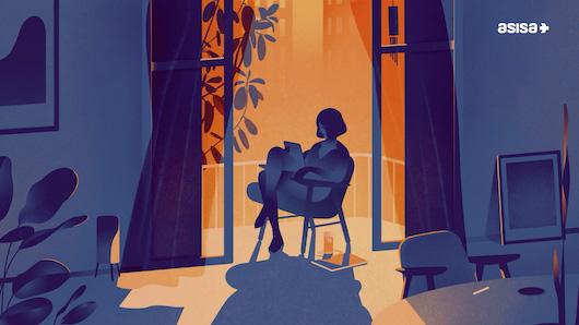 El ilustrador Karolis Strauniekas ha trabajado en esta campaña