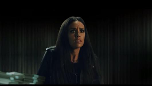 Cristina Pedroche se cuela en el tráiler de 'Fast&Furious'