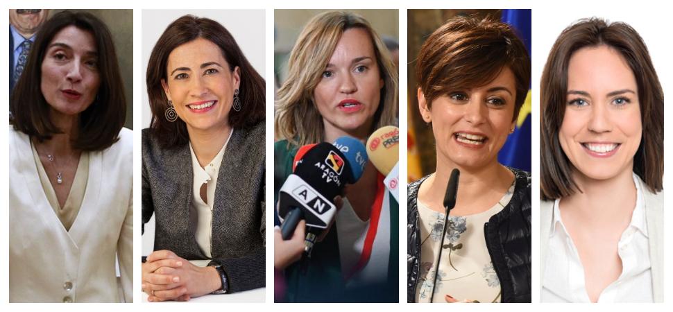 ¿Quiénes son las nuevas ministras del Gobierno?