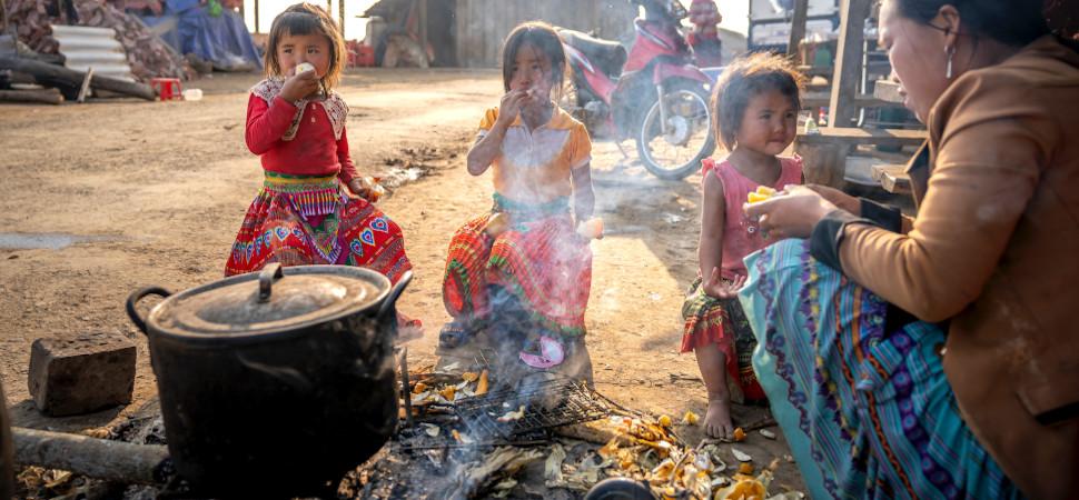 El hambre en el mundo se disparó el año pasado