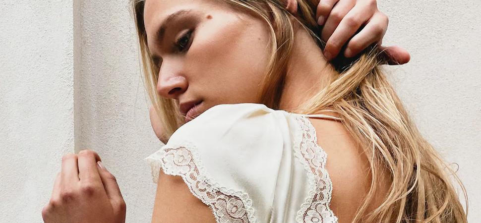 Zara lanza su primera colección de vestidos de novia