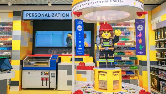 LEGO anuncia la primera 'flagship store' de España