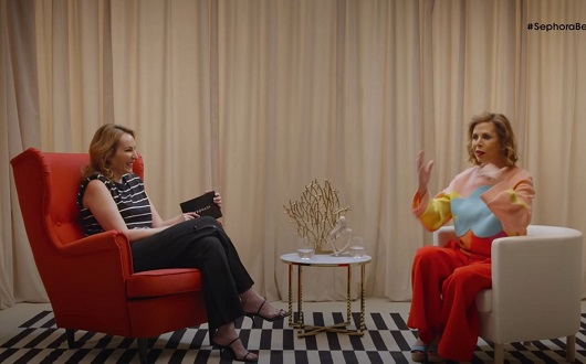 Ana Milán y Ágatha Ruiz de la Prada