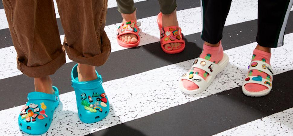 La reinvención de las Crocs: así se ha convertido el zapato más feo del mundo en un icono de la moda