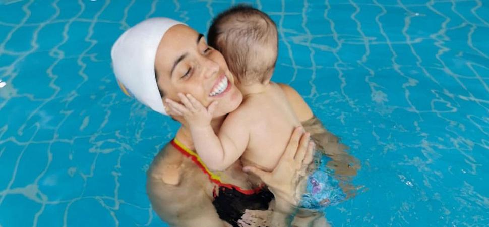 Ona Carbonell denuncia que no podrá dar el pecho a su hijo durante los Juegos Olímpicos
