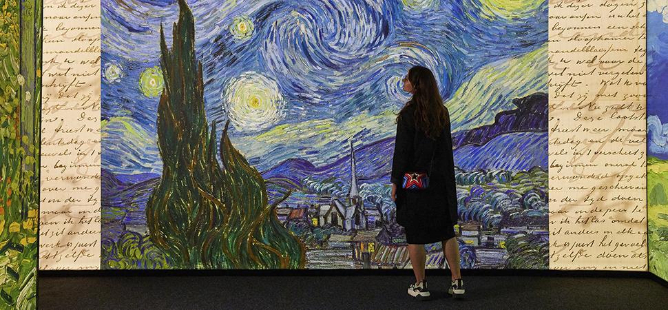Van Gogh como nunca antes lo habías visto