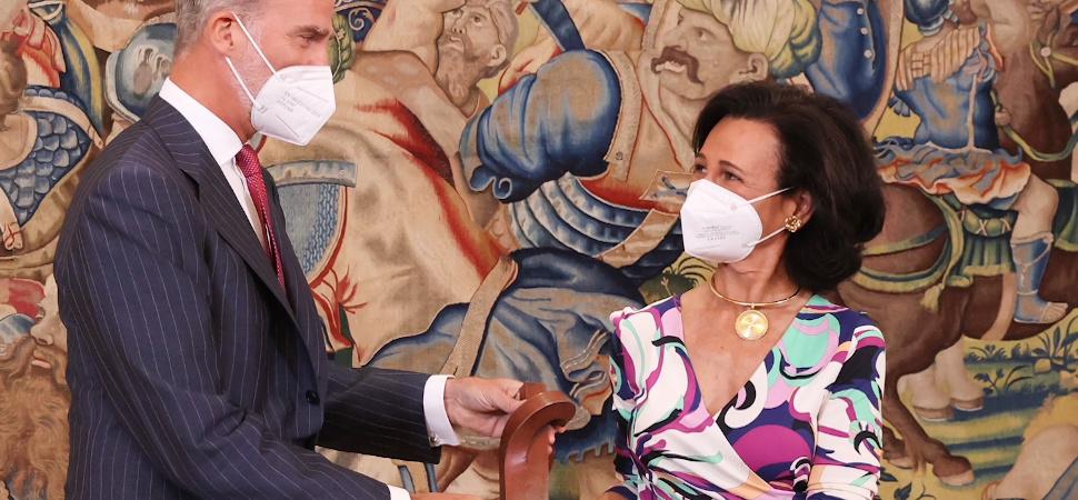Ana Botín, premiada por su contribución al crecimiento de Latinoamérica