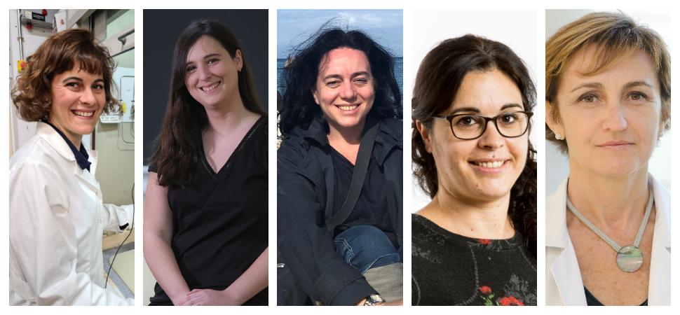 Cinco investigadoras que están abriendo nuevos caminos en la ciencia