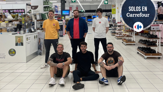 Carrefour Solos en Carrefour Septiembre 2021 MKN
