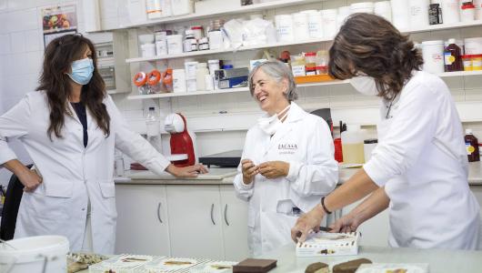 Chocolates Lacasa Eva Arguiñano Septiembre 2021 MKN