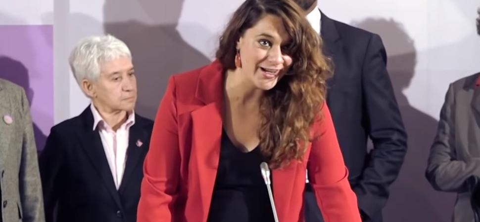 Ángela Rodríguez será la nueva secretaria de Estado de Igualdad, tras la renuncia de Noelia Vera