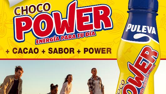 Puleva Chocopower Octubre 2021 MKN