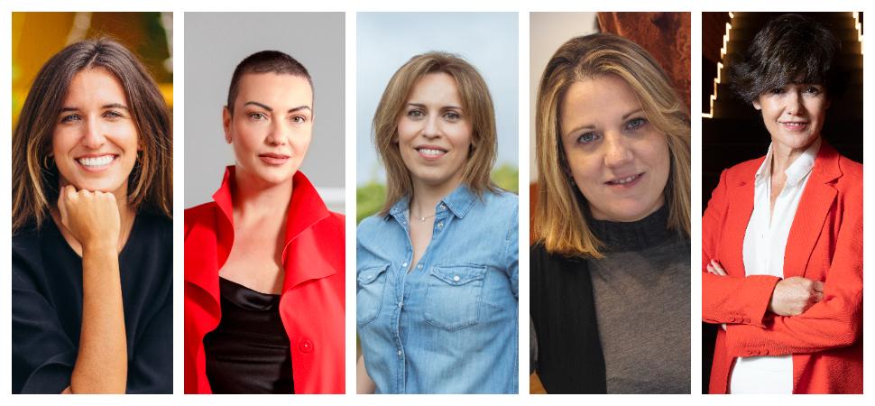 Cinco mujeres que innovan en el mundo de los negocios