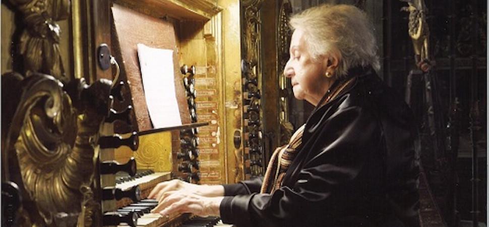 Monserrat Torrent gana a los 95 años el Premio Nacional de Música