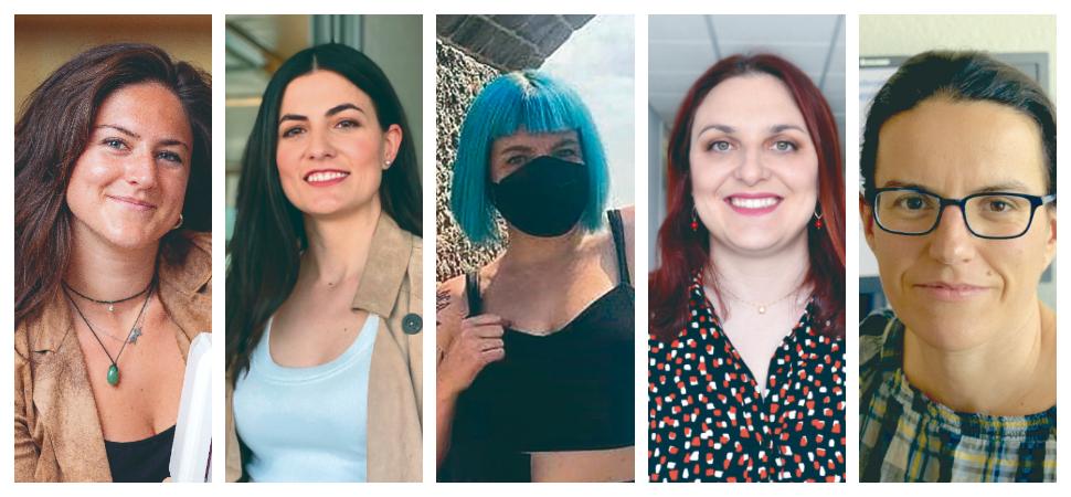 Cinco mujeres que están usando la tecnología para mejorar nuestra salud y nuestra vida