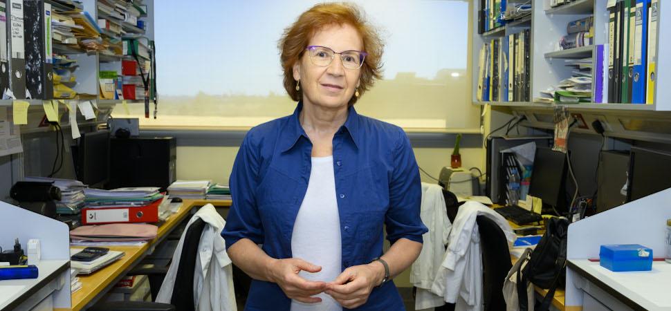 La científica Margarita del Val, Premio a la Trayectoria de Mujeres a Seguir