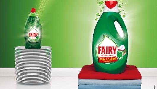 Fairy es una de las marcas de P&G