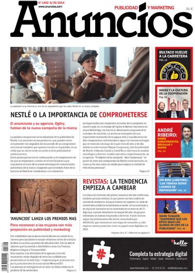 Revista Anuncios 1492 - Informe Revistas