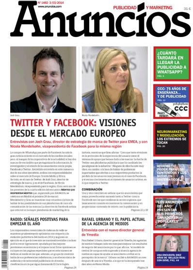 Revista Anuncios 1482 - Informe Radio