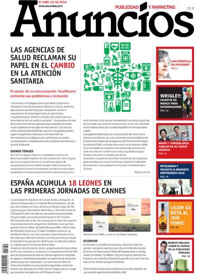 Revista Anuncios 1489 - Informe Salud