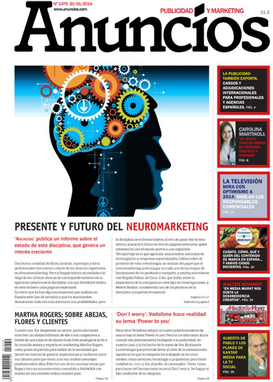 Revista Anuncios 1479 - Informe Neuromarketing