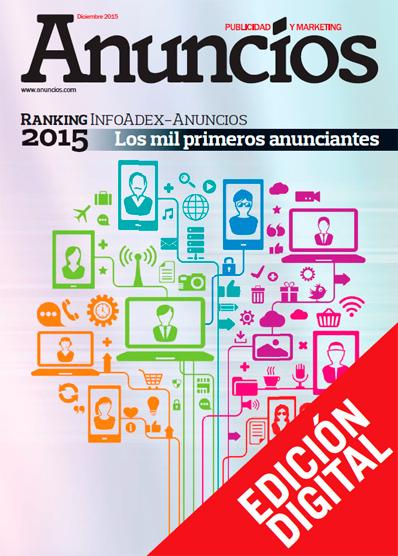 Informe Anunciantes 2015