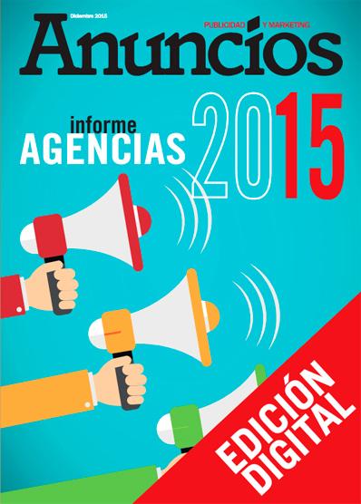Informe Agencias 2015