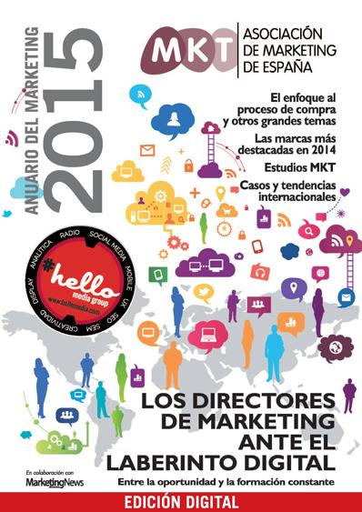Anuario del Marketing 2015