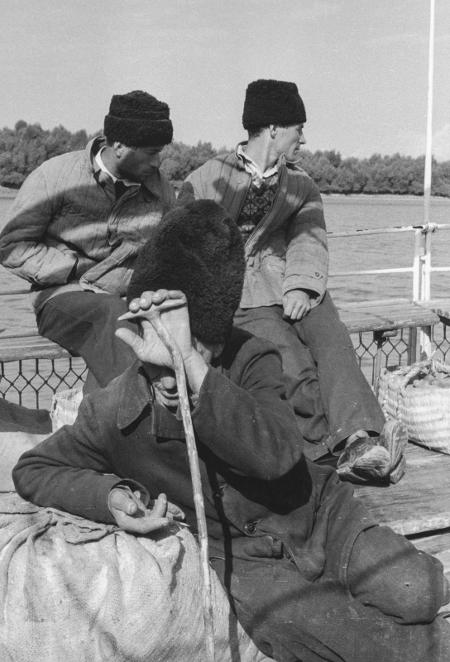 Galati, al este de Rumanía (1958)/Inge Morath _Magnum Photos