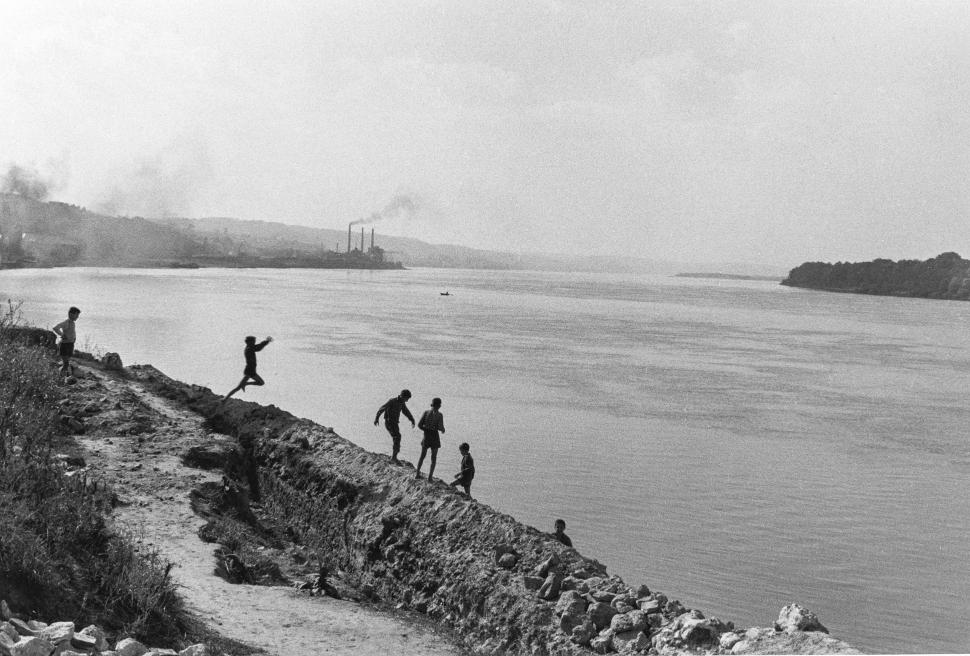 Smederevo, al norte de Serbia, entonces Yugoslavia (1958)/Inge Morath Foundation_Magnum Photos